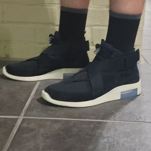 "Air fear of god raid ""blacks"""
